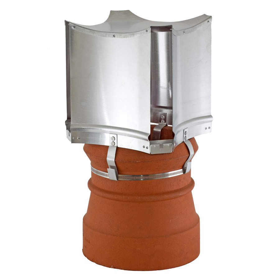 Chimney Liner Stove Adapter