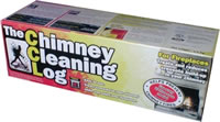 Chimney Cleaning Log CCL