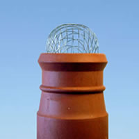 Chimney and pipe guards range are a complete effective and unobtrusive method of preventing - Chimney balloons ...