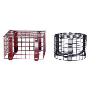 Round and Square Bird Guards from Chimney Cowl Products