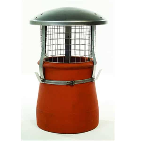 Chimney Cowl Products Stainless Steel Bird Guard