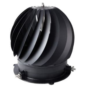 Rotorvent Ultralite Spinning Chimney Cowl from Chimney Cowl Products