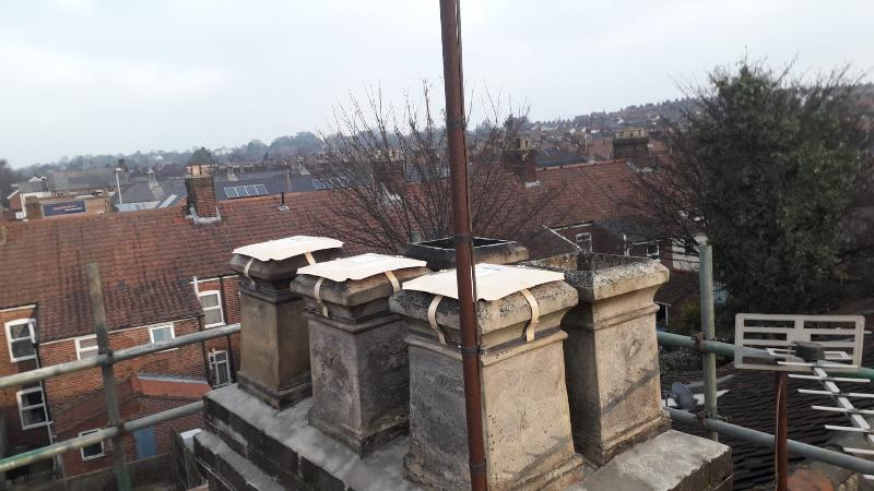 Chimney Cowl Products Square Disused Chimney Cap
