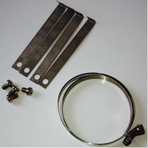 Chimney Cowl Products Strap Fixing Kit