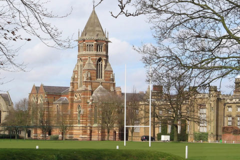 Chimney Cowl Products Rugby School