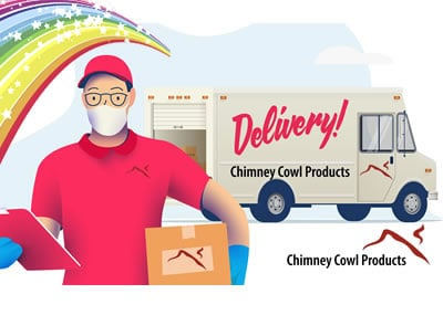 Chimney Cowl Products Delivery Options