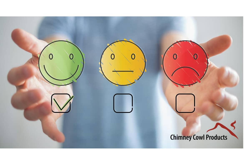 Chimney Cowl Products Customer Happy Feedback
