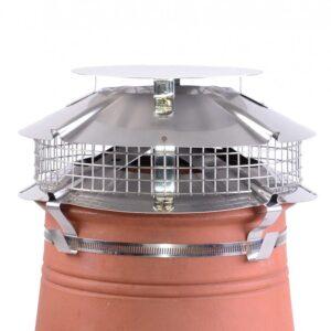 Brewer UFO Mark II, Strap Fixing - Silver
