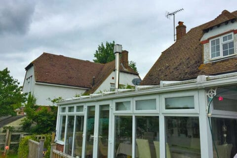 Short Chimney Solutions from Chimney Cowl Products